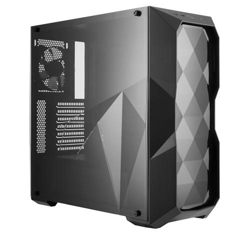 Case masterbox td500l, 2usb3,audio i&o,2x 2.5
