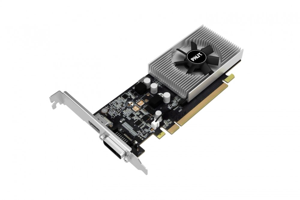 Scheda video palit geforce gt 1030 2gb  64bit ddr5