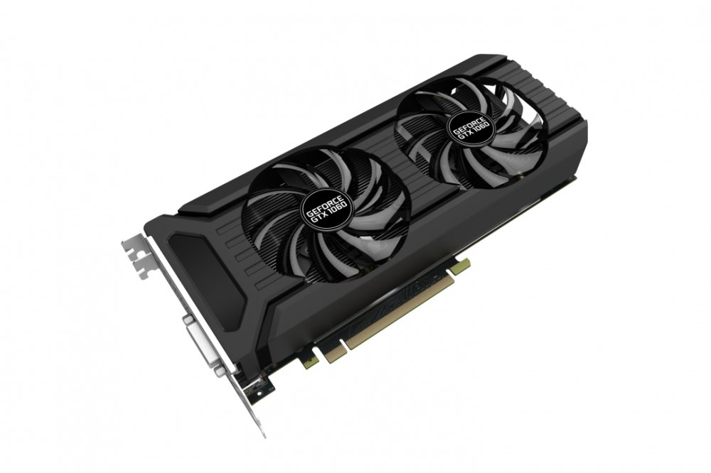 Scheda video palit geforce gtx 1060 dual 6gb