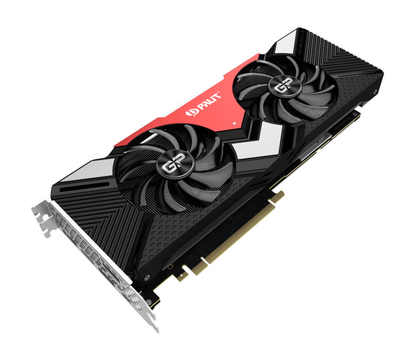 Scheda video palit geforce rtx 2080 gamingpro oc 8gb