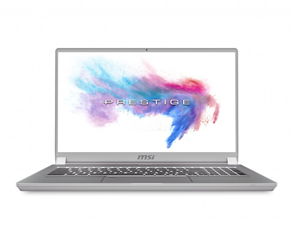 Notebook msi p75 creator 9sf (rtx2070 maxq), 17.3