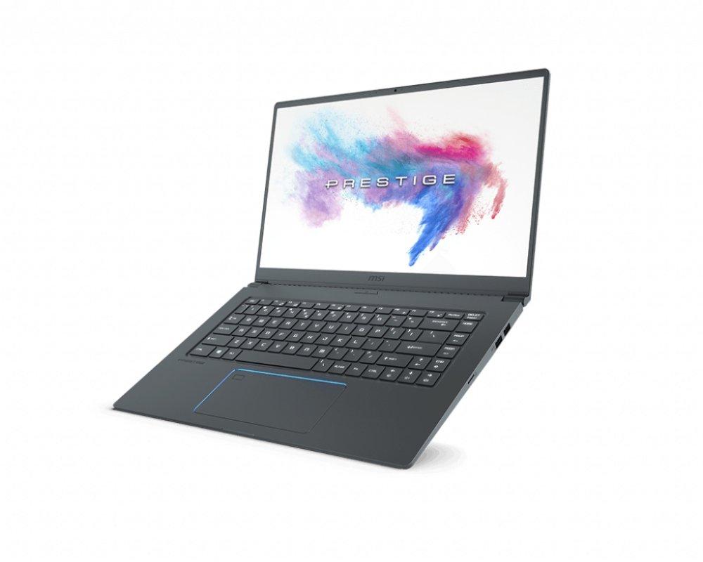 Notebook refurbished msi ps63 modern 8rc (gtx1050), 15.6