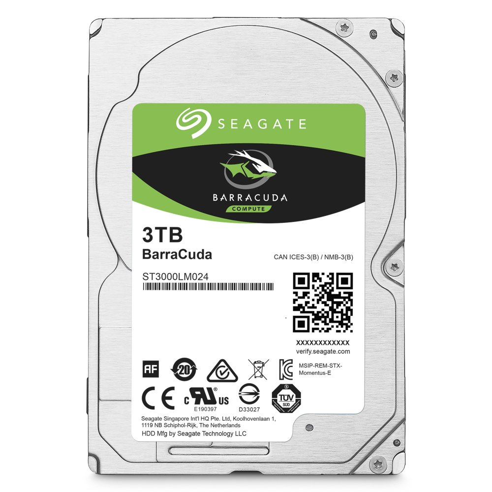 Hard disk seagate barracuda 2.5