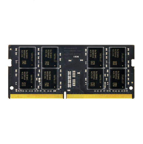Team group so-dimm d4 4gb 2400mhz cl16-16-16-39 1.2v