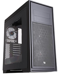 Case Titan 05: Gaming Middle Tower by Itek